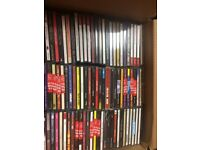 1100 x Barcoded Music CD Albums Wholesale, Joblot, Bulk, Bundle, Compilations - COLLECTION ONLY
