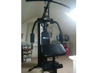 50 kg pro fitness home gym immaculate condition, home move forces sale. £90 ono