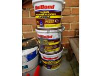 Unibond tile adhesive and grout for sale
