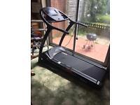 Brand new Reebok ZR9 treadmill !!