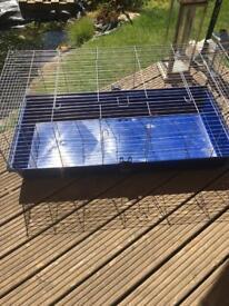 Indoor or outdoor cage