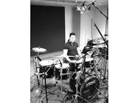 Drum Lessons - Professional drummer | North London N11
