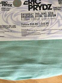 Eric Prydz Ticket - Braehead Arena - 2nd June