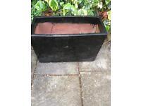 Garden pot...(oblong)