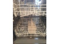 Dishwasher - freestanding in white, Currys Essentials brand, little used and excellent condition