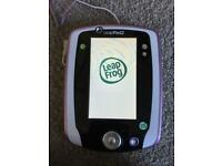 LeapPad 2 and Frozen Game