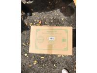 Vegware 89mm hot cup lids. (Fits 10-20oz) case of 1000