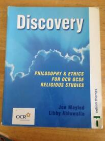 Philosophy and ethics for OCR GCSE religious studies