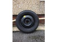Spare wheel for Ford Focus