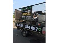 Rubbish & Waste, Home & Garden, Office & Garage Clearances in Cheshunt North London