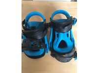 Ride EX - KX - LX Men's Snowboard Bindings Freestyle NEW - LARGE