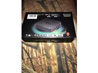 Internet TVs box