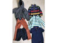Boys 5-6 clothing