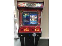 Full size Arcade Machine with Jamma 3