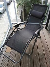 Deckchair almost new / in great condition
