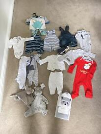 Newborn/ infant baby clothing