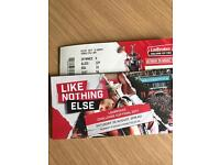 Rugby Challenge Cup final tickets for sale