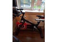 Spin bike £30