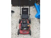 Power devil petrol 3.75 lawn mower