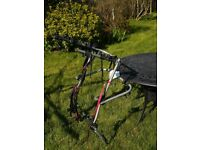Halfords Rear Mount 3 Bike Rack