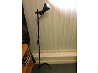 IKEA Floor Lamp - Black