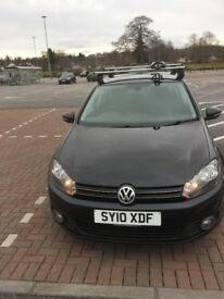 VW Golf Bluemotion 2010 1.6 TDI 5 Door