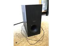 SONY DVD player & surround sound system