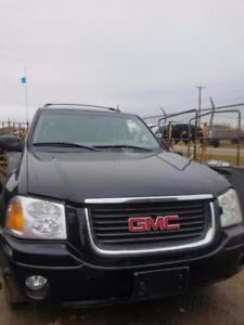 Parting Out 2004 GMC Envoy