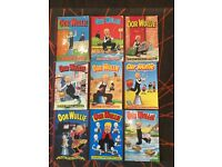 Collection of 'Oor Wullie' Annuals