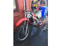 Peugeot Xps 50 off Road Crosser project