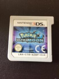 Nintendo 3ds Pokemon ultra