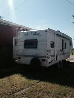 Jayco 5th wheel trailer you have to see :)