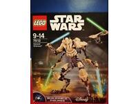 BNIB Lego General Grievous 75112