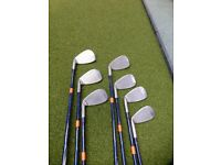 Bay Hill Ladies' Iron Set (5-SW) with graphite shafts