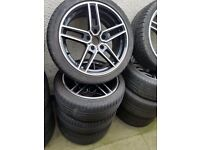 Bmw Ac Schnitzer 18'' Alloy Wheels Can Post Part Exchange Welcome
