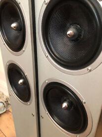 cambridge audio floor standing speakers