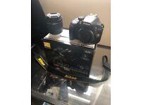 Nikon d3400 dlsr camera