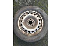 Renault traffic wheels