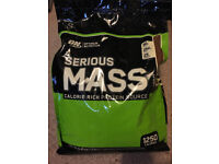 Serious Mass Protein | 5.45kg | Chocolate