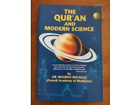 *free* The Quran and modern science booklet by Dr Maurice Bucaille Islam Muslim God Allah religion