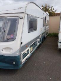 5 birth caravan 2150