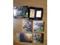 New Nintendo 3DS XL and Fire Emblem Fates Special Edition and Pokemon X