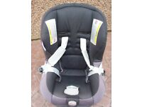 Britax First Class Si car seat with newborn insert