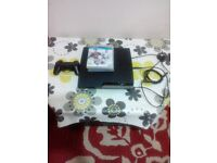 Sony PS3 250 GB and games + 1 controller