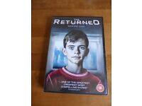 THE RETURNED DVD - SERIES 1 - GREAT CONDITION