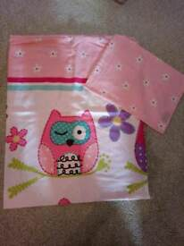 4 Girls toddler Junior bedding duvet sets