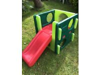 Little tikes cube slide, great condition
