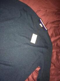 Men's large brand new Paul Smith jumper