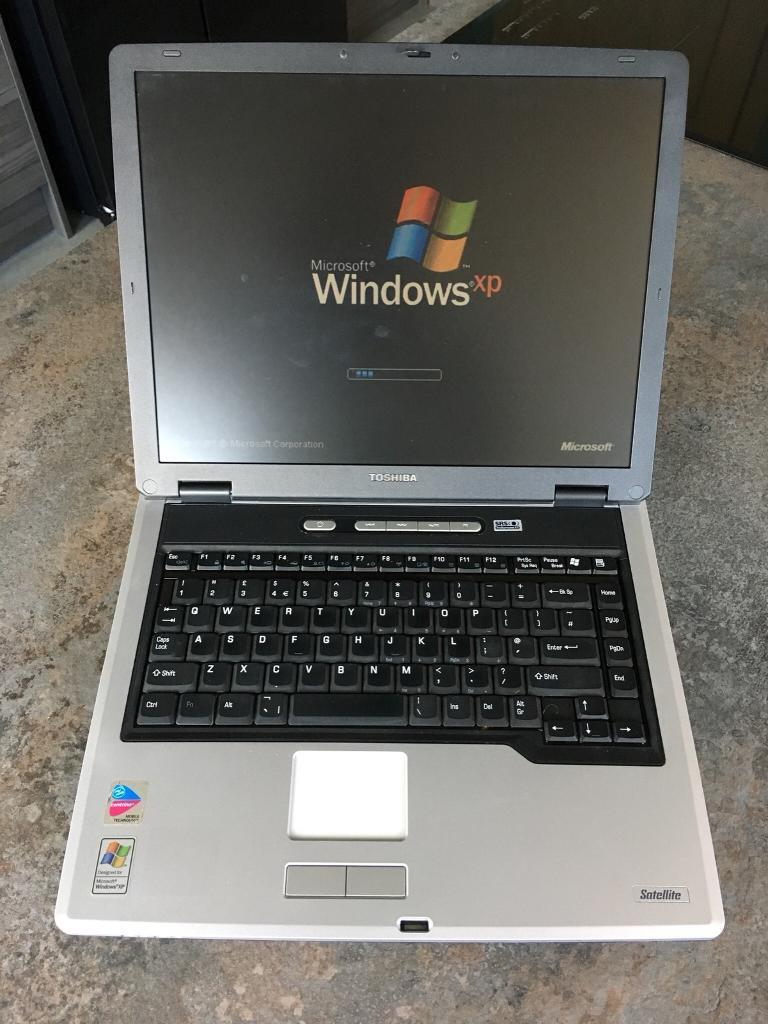 how to restore toshiba laptop to factory settings windows xp