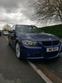 BMW 330D Touring M Sport Leather iDrive